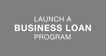 Launch a Business Loan Program